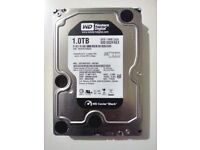 Western Digital Caviar Black 1TB Performance Hard Drive WD1002FAEX 3.5in 7200rpm 64MB SATA III