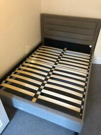 Double bed - New, Immaculate, good quality