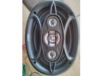 300W Car speakers