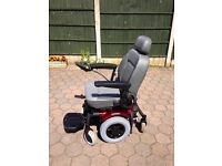 shoprider 6runner 14 mid wheel powerchair
