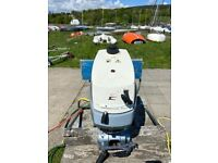 Evinrude 4HP longshaft 2 stroke outboard engine