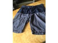 """Easy Jeans Shorts - Size 34"""""""