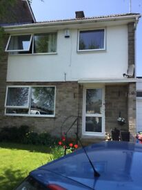 Recently refurbished, spacious, 3 bed semi-detached house for rent