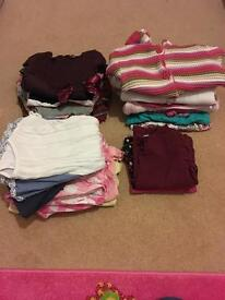 Girls bundle of clothes over 25 pieces and more being added !