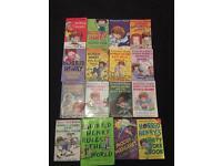 16 Horrid Henry Books,Ben 10 storybooks
