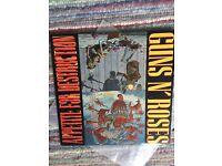 Guns n Roses Apetite for destruction banned cover