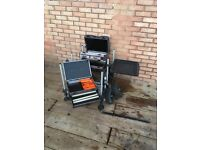 Team Mosella fishing seat box used but great condition