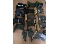 JOB LOT 16 pairs of brand new Wellington boots!