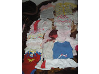 baby girl clothing 0-6 monts
