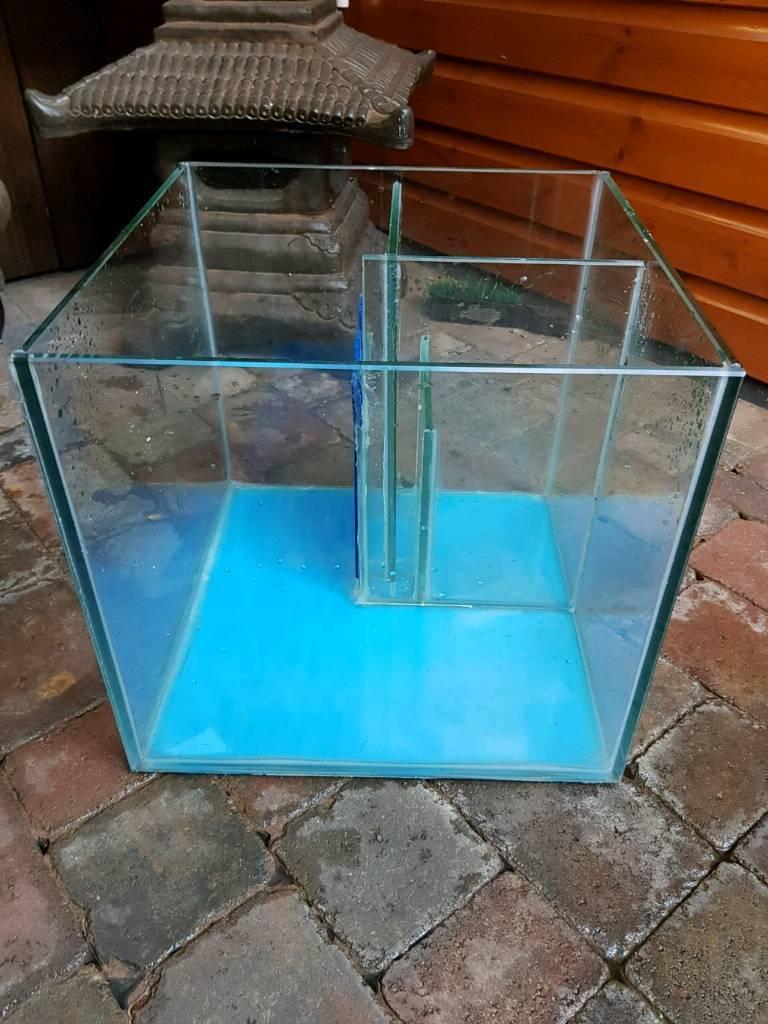 Sump for fish tank