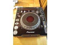 Pioneer CDJ 1000 Mk3 Turntable Pair