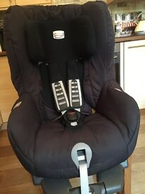 Fantastic Britax car seat with ISOFIX