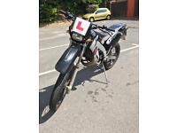 Peugeot Xps 50cc (Learned Legal Moped)