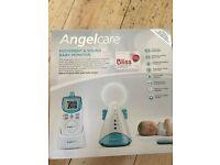 Angel care movement monitor