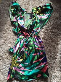 Lipsy size 8 dress £10