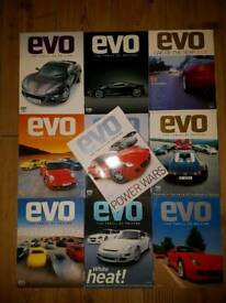 EVO Magazine Collectors Issues 90-99