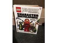 Lego ninjago book