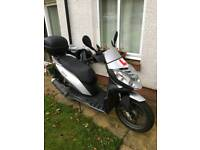 KSR Soho 125cc Low Mileage and Quick Sale!