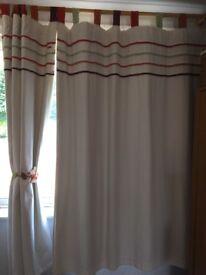 Mamas & Papas Curtains, Verbaudet Cot Duvet Set, duvet and pillow
