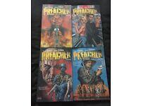 Preacher books 1-4