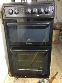 Hot point creda gas cooker
