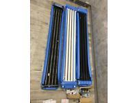 Designer radiator crocodile limited edition geyser brand central heating