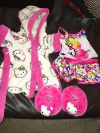 Build a bear nightwear