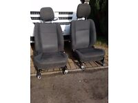 FORD RANGER seats full set and door cards