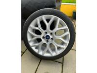 18 inch Alloy wheel for Focus Zetec S