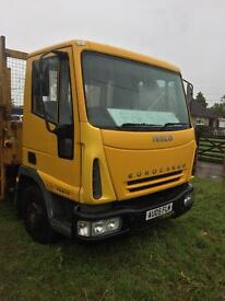 05 plate iveco tipper