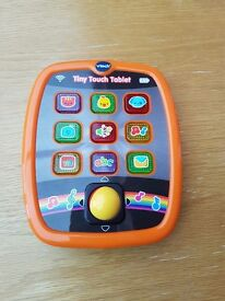 Childrens Vtech touch tablet