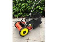 Wolf Garten Cylinder Push LawnMower lawn mower