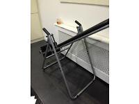 Invertek inversion table . Ideal for strengthening your back.