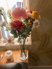 Floral Design in Acrylic Water (FANTASY)