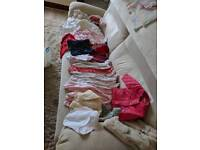 Baby clothes (Girls)