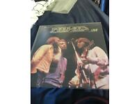 The Bee Gees - here at last live - Album vinyl