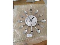 Kitchen Clock - Brand New