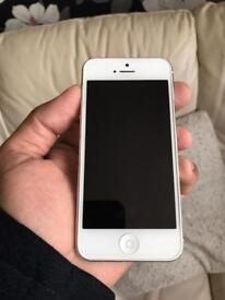 Iphone 5 16gb unlocked. Good condition