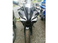 YAMAHA 125 EXCELLENT CONDITION £1300