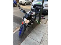 Yamaha mt125 custom
