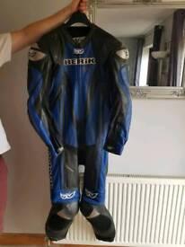Berik Moto GP one piece leathers