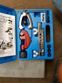 Clarke brake pipe flaring kit