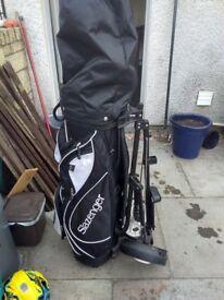 slazenger golf clubs