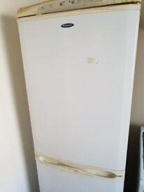 Hotpoint fridge freezer for sale... good condition, immediate sale.