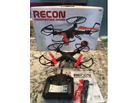 Remote Controlled Recon Drone Rec's Video/Photos