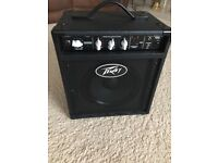 Peavy Max 158 Bass Amplifier