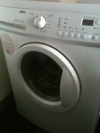 Washing Machine Zanussi, As new hardly used. Tel 01323 505000 £125