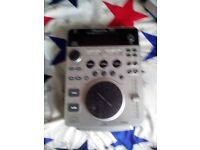 American Audio Pro Scratch 1 CD DJ Deck