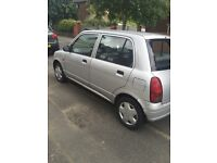DAIHATSU CUORE AUTOMATIC 2001. Ideal first car cheap insurance and tax