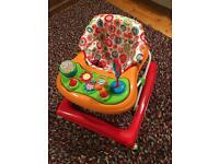 Red Kite Baby walker excellent condition!!